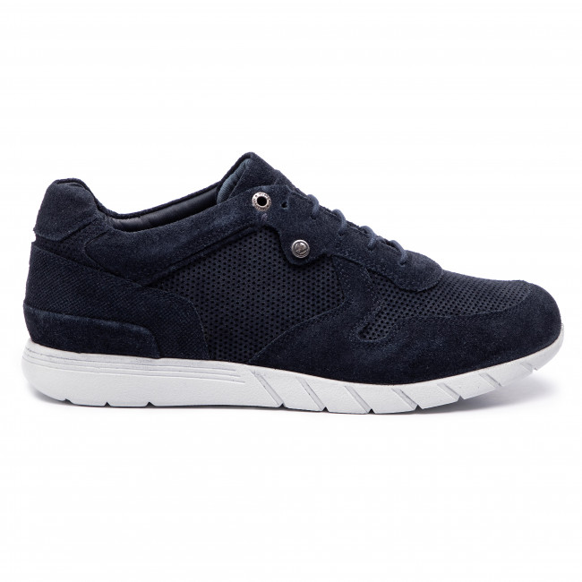 Wrangler Navy Run 016 Jive Suede Wm91090a Sneakers 354jALqR
