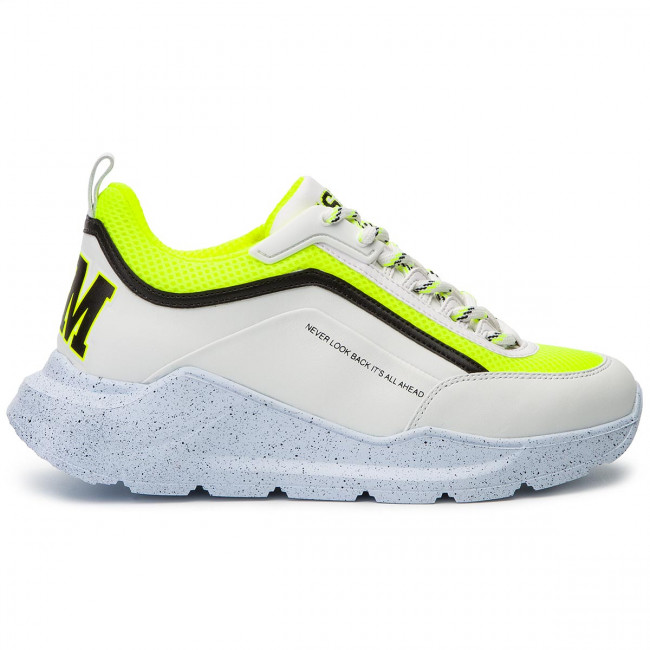 Trainers College Blanc Sneakers Hiking Chaussures Spring 08 Jaune Msgm 2019 Basses 130 summer Femme 2641mds211 O8nmwyN0v