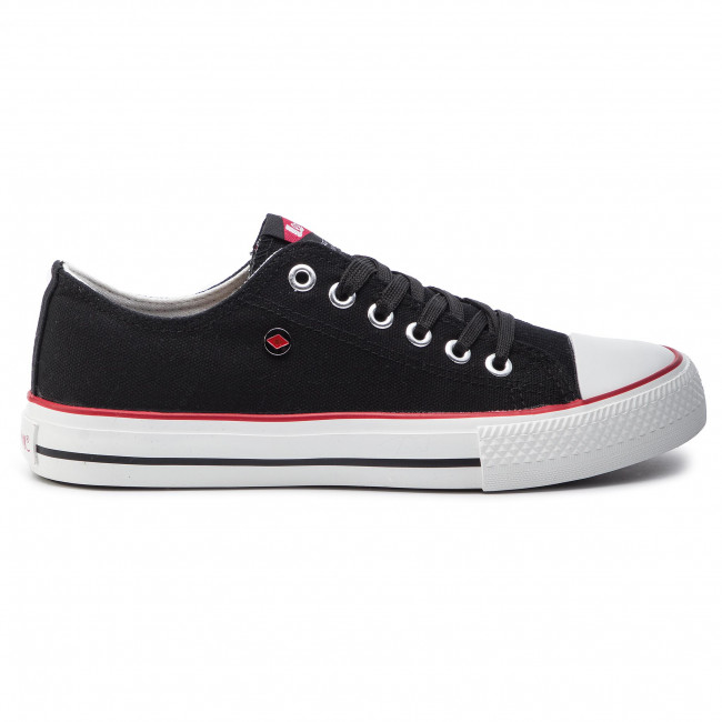 Black Lcwl 19 Lee 3 Sneakers 530 013 Cut Cooper Low a 9WHIED2