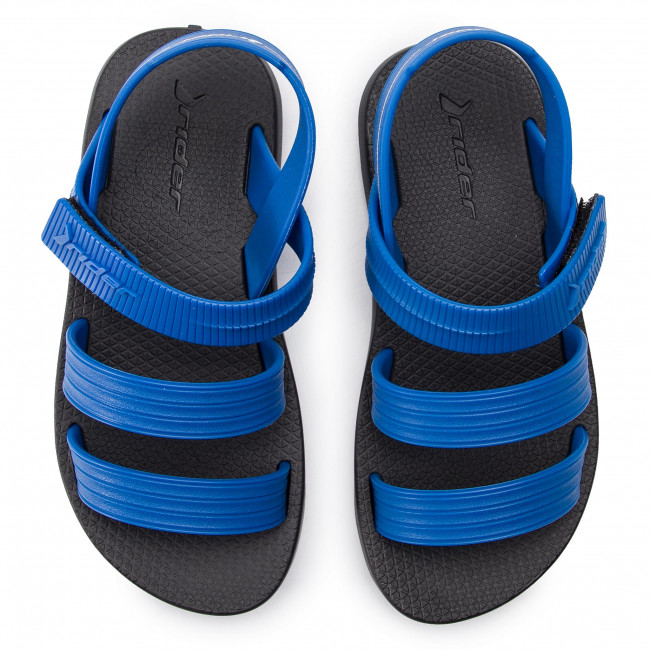 Et summer Papete Black Enfant blue 2019 11424 Spring Kids 23876 Sandales Rider on Rush Mules Gar SUqzMpV