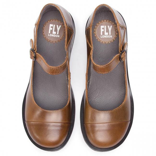 Chaussures Basses London Codyfly Fly P143877007 Camel CoeWdxrB