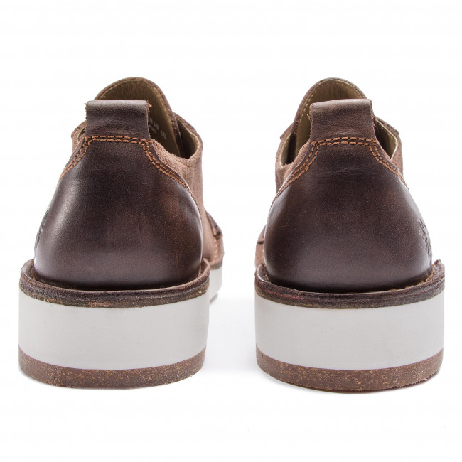 Chaussures Basses DbBrown Fly London Sozafly P210994000 brown ulF1Jc3KT5