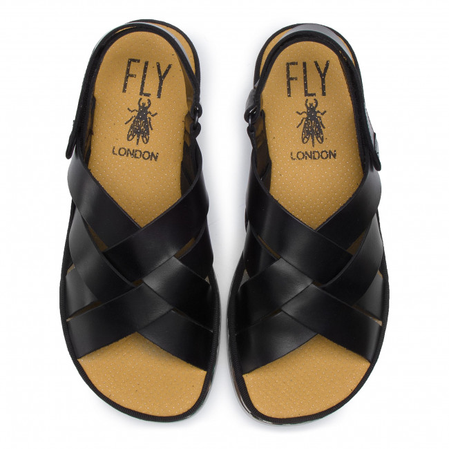 Black Mules Sandales P501040000 Fly London Et 2019 summer Boneofly Homme Spring BEroeWCxQd