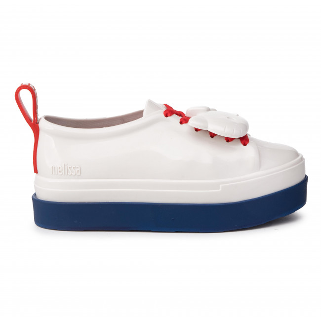 blue 32615 Ehite Melissa hello Kitty Basses 51991 red Chaussures Be Ad ChQsrdt