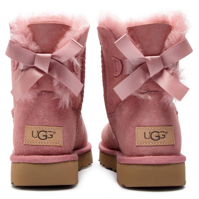 Bottes Bow Ugg Femme W Chaussures Spring summer 2019 W pdw Et 1016501 Autres Mini Ii Bailey n0vm8wN