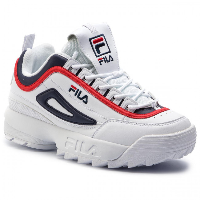 summer 2019 Spring fila Low Red Homme Cb fila 01m Chaussures