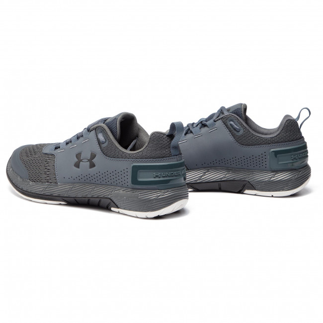 Ex Tr Chaussures Armour 3020789 107 Under Commit Gry Ua ARLcq354j