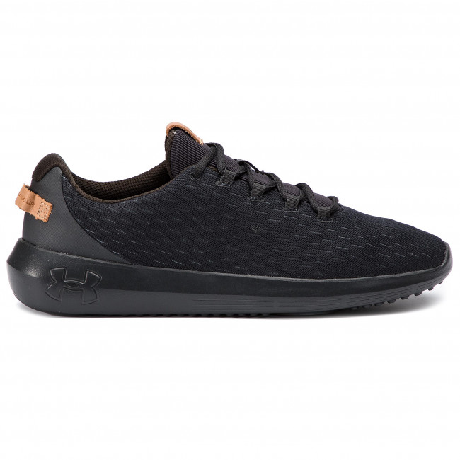 Under 002 3021651 Ua Ripple Blk Elevated Armour Chaussures SUpzMVq