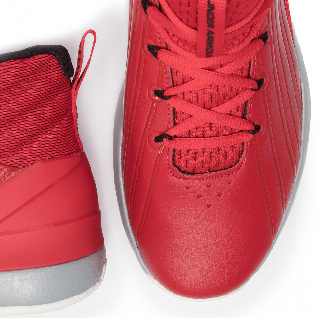 Red Under Armour Chaussures Ua 600 3020622 3 Lockdown yPmNwO08vn