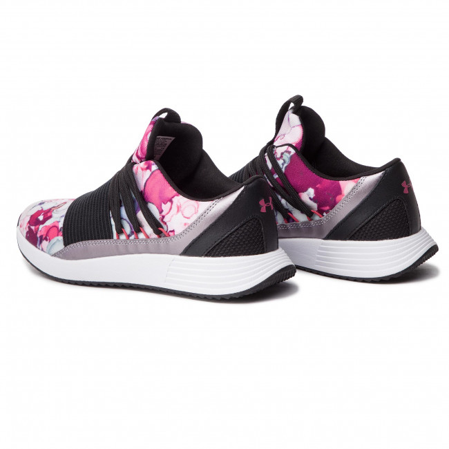 Sneakers Spring W Femme summer Under Armour Basses Breathe Chaussures 2019 Lace 3022172 Ua 001 Blk ZwikXPuOT