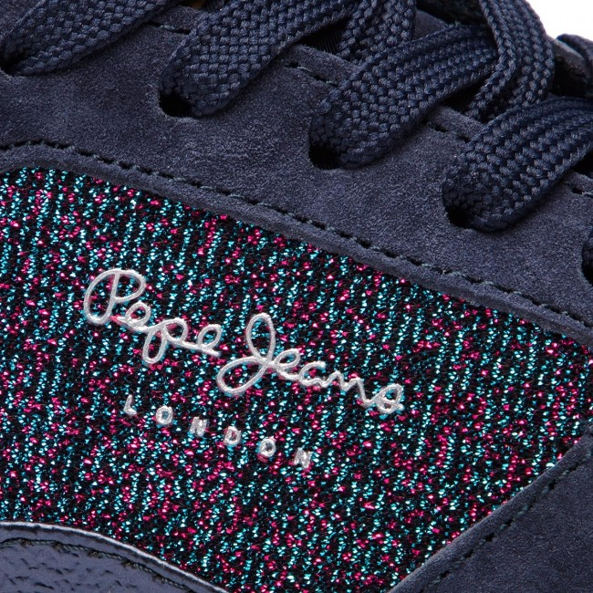 Sneakers Sneakers Sneakers PEPE JEANS - PLS30730  Midnight 582 - Sneakers - Chaussures basses - Femme 47e67c