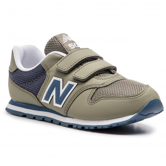 reputable site 2712a 974d0 Sneakers NEW BALANCE - YV500OG Vert