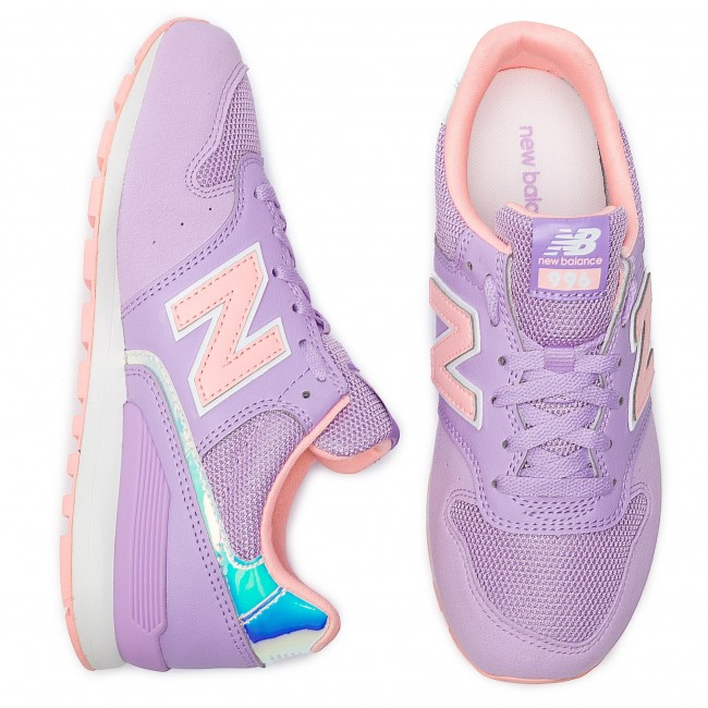 Sneakers q1 Basses Femme New Chaussures summer 2019 Yc996m1 Balance Violet Spring DH9IeWE2Y