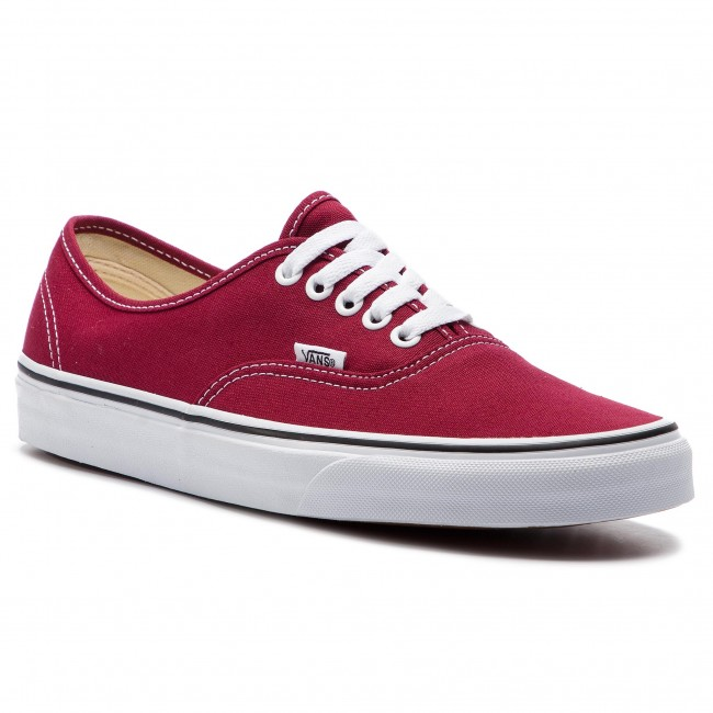 Tennis VANS Authentic VN0A38EMVG41 Rumba RedTrue White
