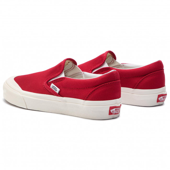 on Slip 1 Red Chaussures 2019 Femme Spring summer Tennis Classic Baskets Vans Tango Basses Vn0a3tkbftz1 nwk0P8XO