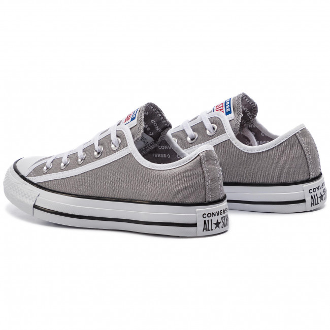 Spring white Chaussures summer 2019 163982c white q1 Ctas Baskets Basses Femme Sneakers Converse Dolphin Ox jL54RA