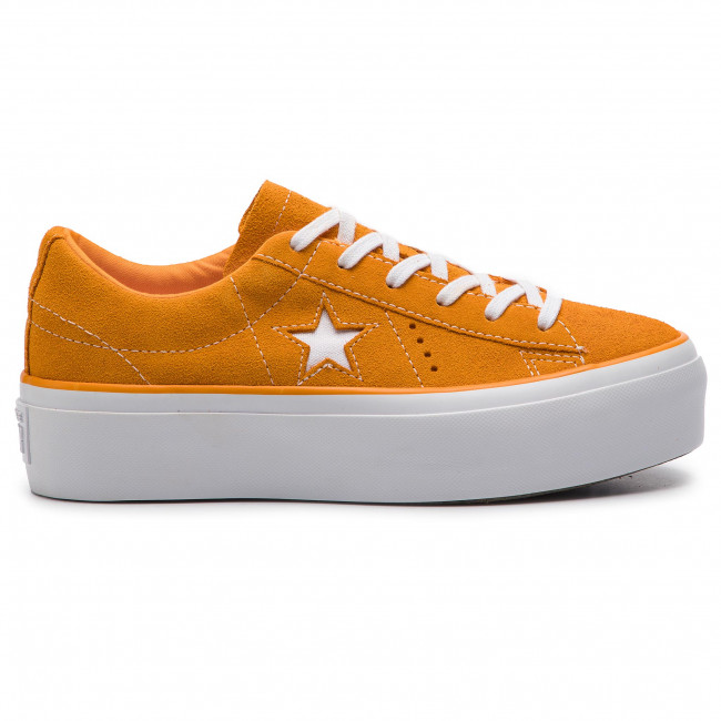 Platform white Converse white One Ox 563487c Star Tennis Orange Field wOukXiZlPT