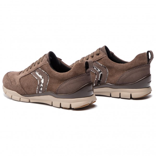 Basses Sukie D84f2a 022au Chestnut 2018 A Geox Sneakers D Chaussures C6004 Spring Femme summer WD2eIH9EY