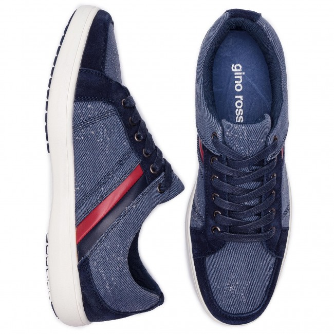 two Gino Mp2665 tkbw Rossi Fall winter Salado 5357 Sneakers 2018 59 Homme Basses 55 t Chaussures E2IDH9