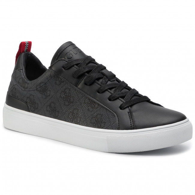 Fal12 Blkgr Fall Luiss Sneakers Guess Homme Basses H Chaussures Pre 2019 Fm7lui winter Low VLUMGSpqz