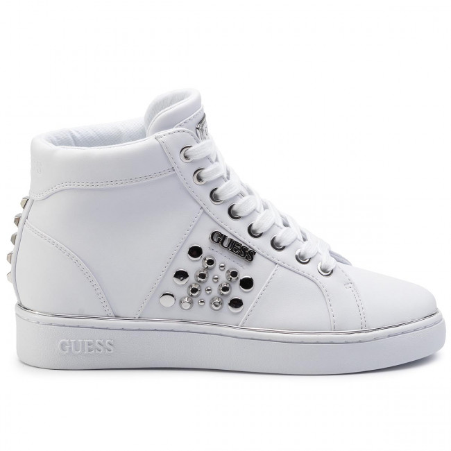 Bekann Talons 2019 Pre Fl7bek Ele12 Femme Compenses Basses White Guess Fall Chaussures Sneakers winter MzSVpUGq