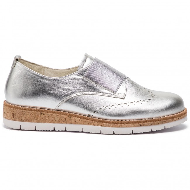 winter 2018 Basses Silber Fall Chaussures 10 Femme Gabor Plates 62 557 Ybyfg76