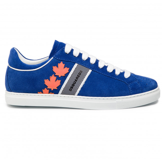 Sneakers Snm0035 2019 Team summer arancio Dsquared2 Spring Canadian Basses Homme 11950001 M640 Chaussures Blu CeWrdxoQB