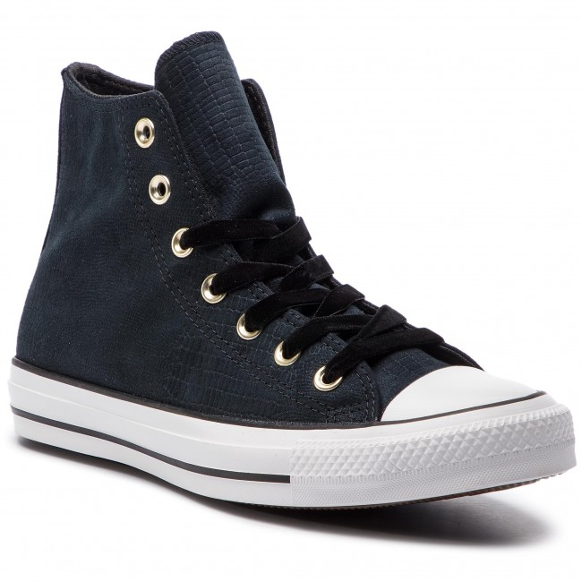 6fd1390057 Sneakers CONVERSE - Ctas Hi 561702C Black/Black/White - Baskets ...