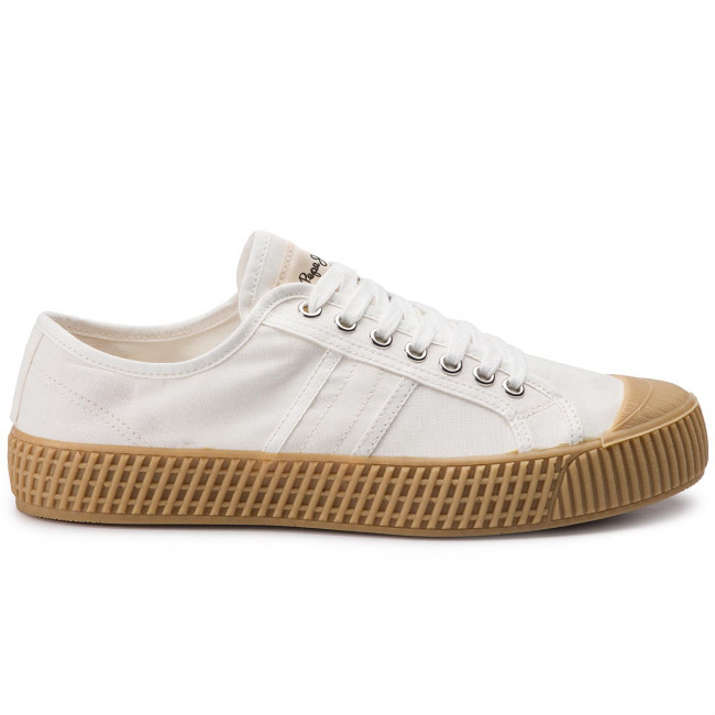 Pms30546 Sneakers 803 Pepe Jeans Low g White Off In Man dxoEWCBQre
