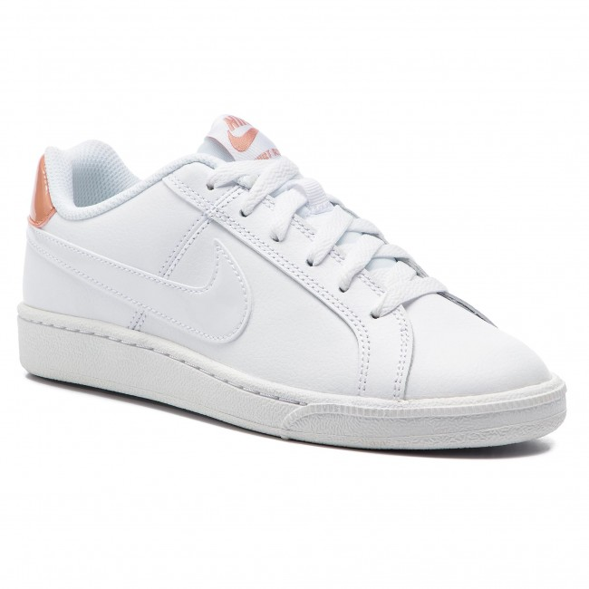 49470393dd6 Chaussures NIKE - Court Royale 749867 116 White White Rose Gold ...