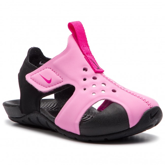 58db0fb5c3f4d Sandales NIKE - Sunray Protect 2 (TD) 943827 602 Psychic Pink Laser Fuchsia