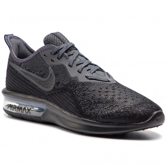 sale retailer 628cf 0441b Chaussures NIKE - Air Max Sequent 4 AO4485 002 Black Black Anthracite
