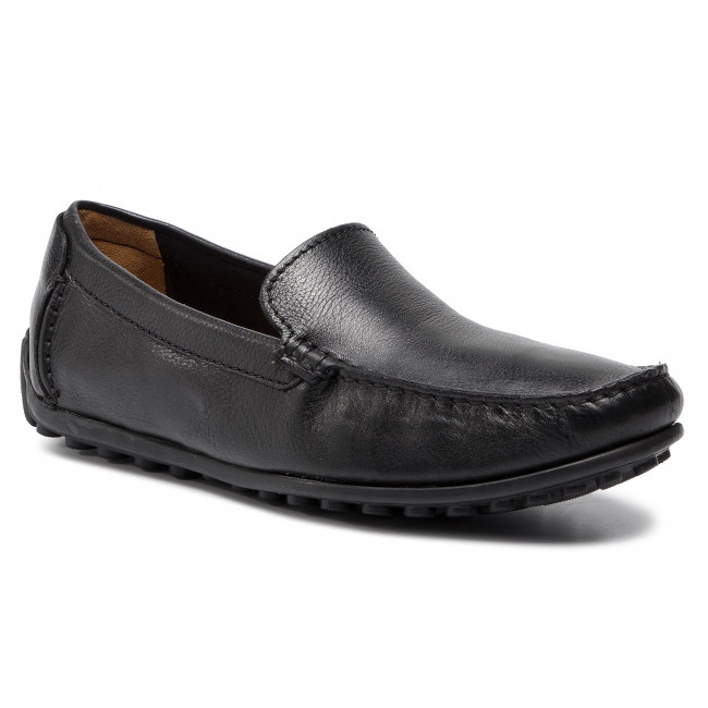 Mocassins 2019 Chaussures Basses Clarks Free Spring 261199207 summer Leather Hamilton Black Homme Y7b6fgy