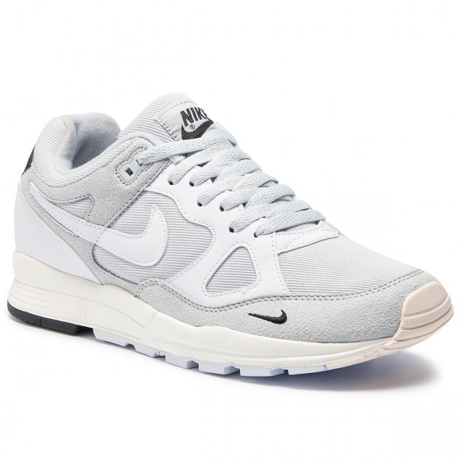 best service 89844 74f2d Chaussures NIKE - Air Span II Se AQ3120 001 Pure Platinum White Black
