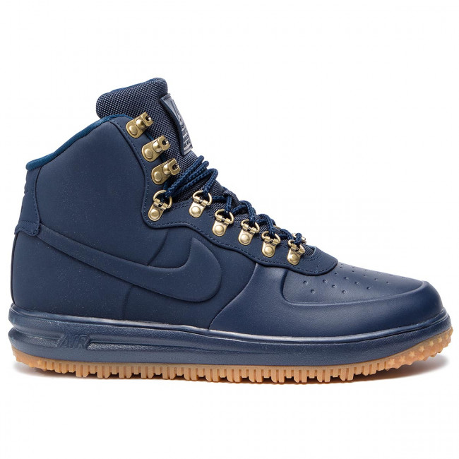 Sneakers Fall Duckboot Lunar Bq7930 400 Homme Obsidian obsidian 1 Nike winter Chaussures 2018 q4 Force Basses '18 sQdtCxrh