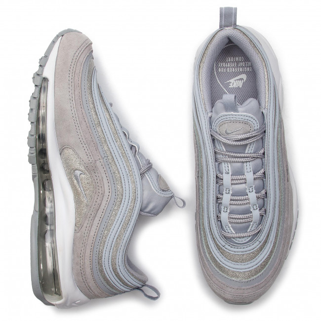 Chaussures NIKE Air Max 97 AT0071 001 Wolf GreyWolf Grey