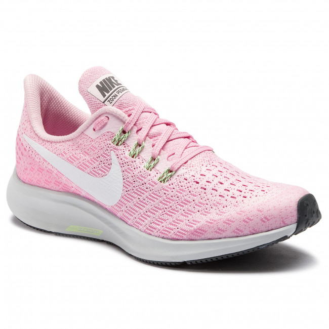 d0b8e006cad8c Chaussures NIKE - Air Zoom Pegasus 35 (GS) AH3481 600 Pink Foam White