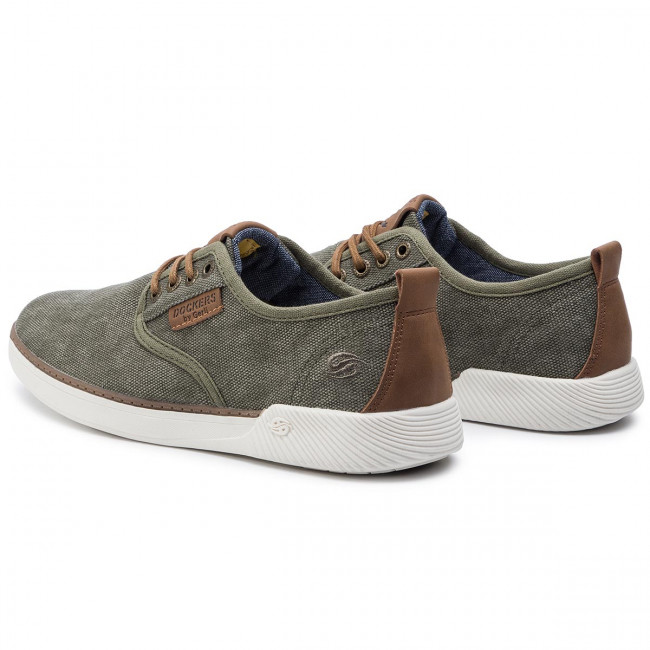 790800 summer Green Homme Detente 44sv009 Basses Dockers Chaussures Spring 2019 9DH2IWYE