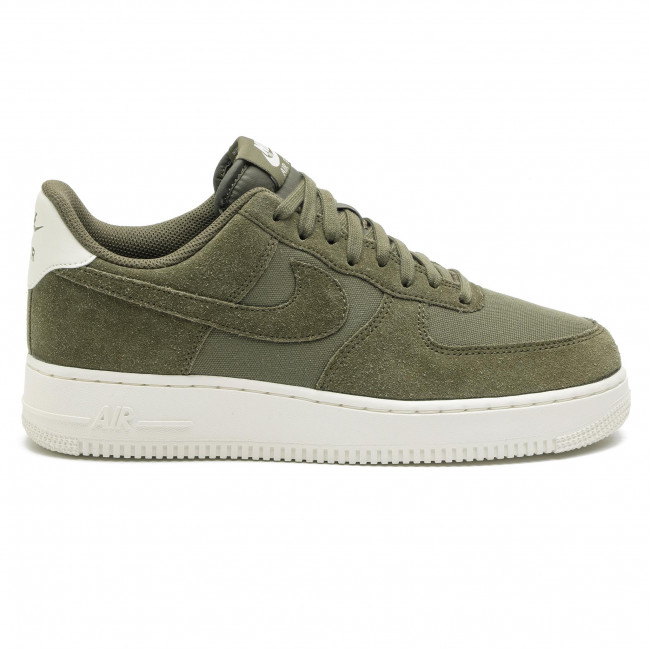 Chaussures NIKE Air Force 1 '07 Suede AO3835 200 Medium OliveMedium OliveSail