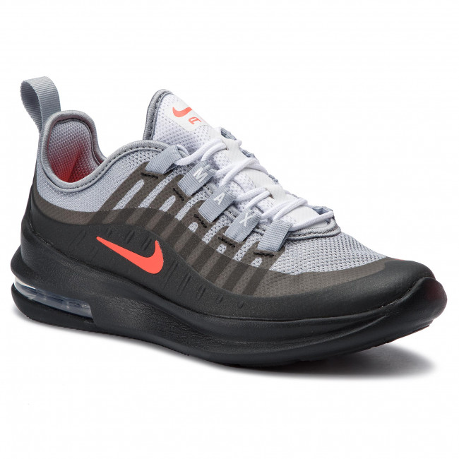 the latest 45994 06bf4 Chaussures NIKE - Air Max Axis (GS) AH5222 003 Wolf Grey/Total Crimson
