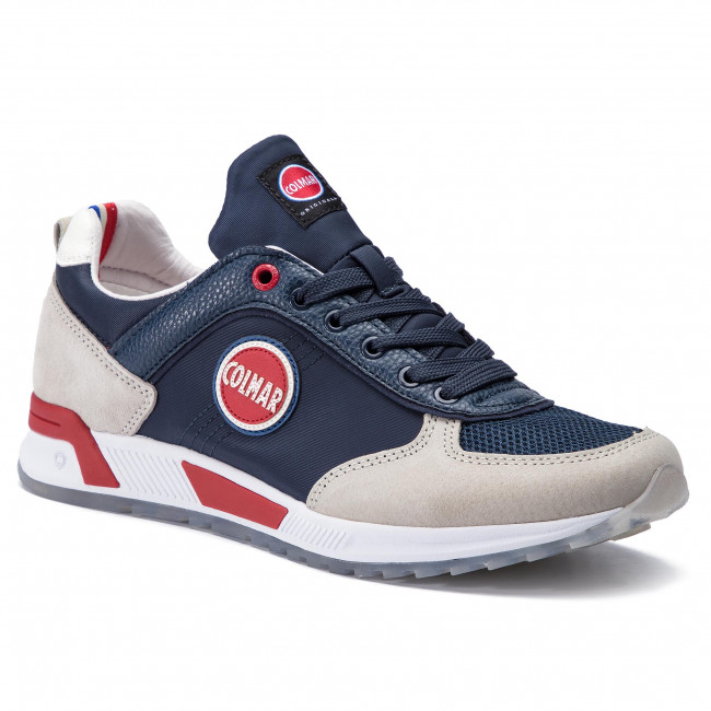 002 Colmar Travis Navy Originals Sneakers LMqVpjSGUz