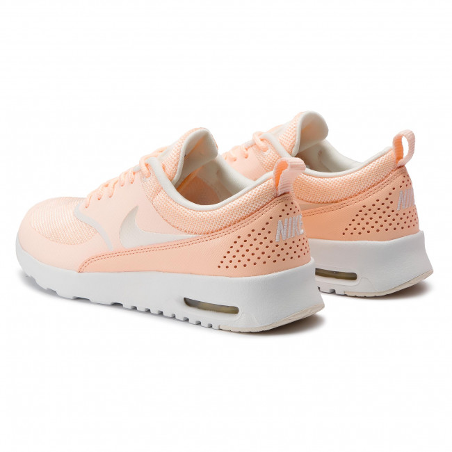 super popular 24031 06f3c Chaussures NIKE - Air Max Thea 599409 805 Crimson Tint Pale Ivory Celery
