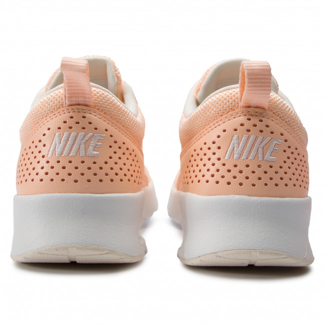 Chaussures NIKE Air Max Thea 599409 805 Crimson TintPale IvoryCelery