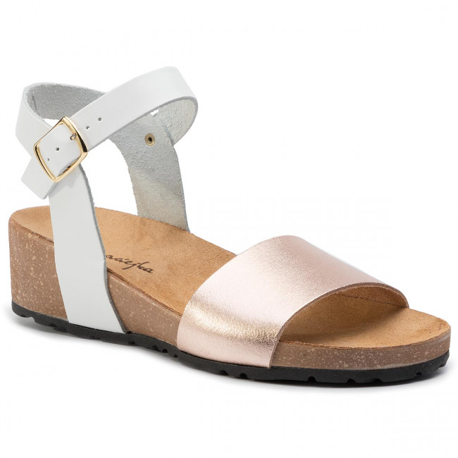 0 Et Rane summer 00 2019 Spring Maciejka It007 bianci Compensees Femme Sandales 32 Mules EdCBoQWrxe