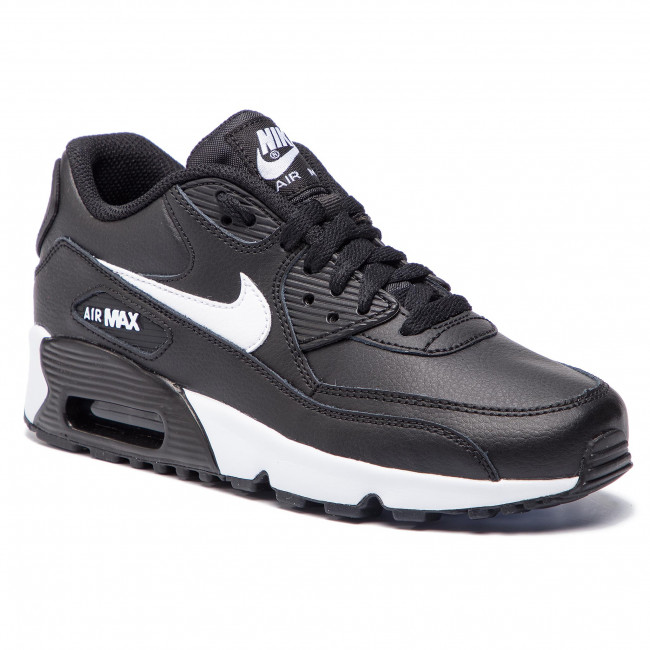 competitive price c2f4f 82bb4 Nouveau. Chaussures NIKE - Air Max 90 Ltr 90 (GS) 833412 025 Black Whit