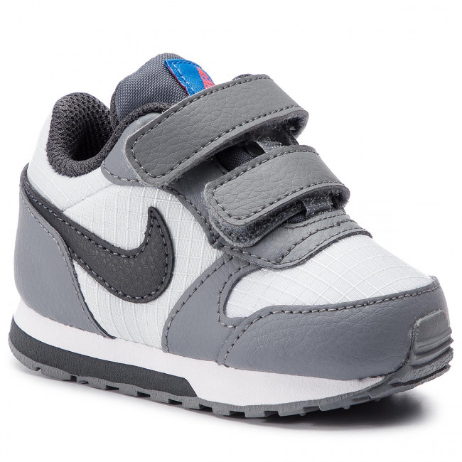 new styles 1d913 7717b Chaussures NIKE - Md Runner 2 (TDV) 806255 015 Pure Platinum Anthracite