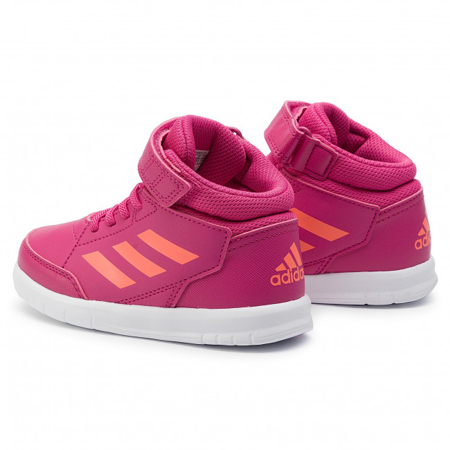 Basses I Chaussures Lacets winter Fall q3 Enfant ftwwht G27128 2019 Altasport hireco a Fille Mid Adidas Remag yY76bgf