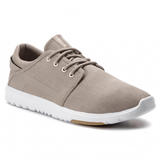 4101000419 white Scout Sneakers 269 Spring summer 2019 Tan Homme Etnies gum Basses Chaussures wXTkZuOPi