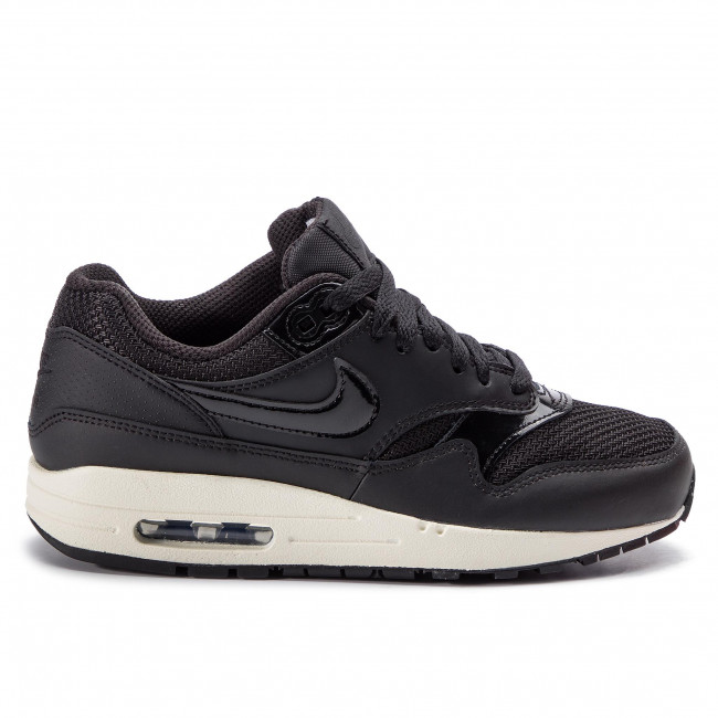 Max Chaussures 1 319986 black Air 039 Nike black summit White Black qUMSzVp