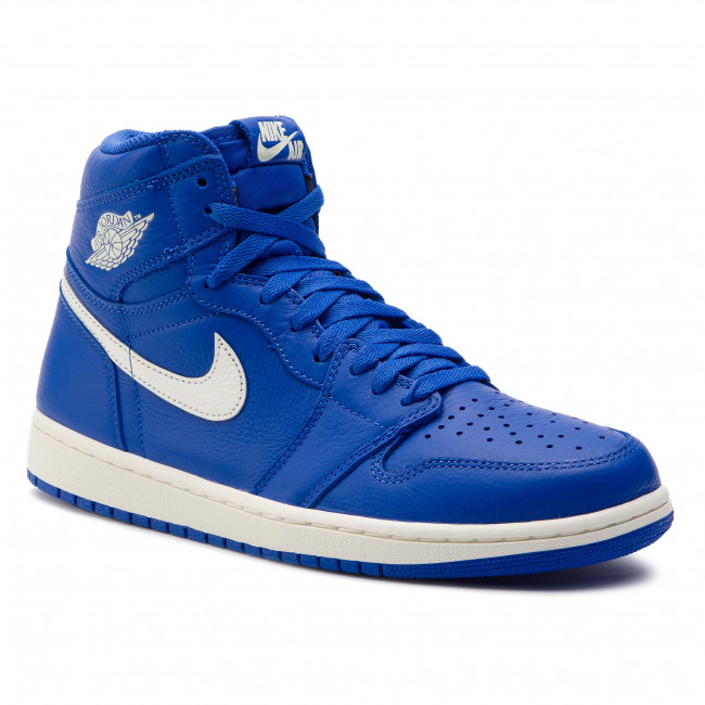 separation shoes 5ba49 d559d Chaussures NIKE - Air Jordan 1 Retro High Og 555088 401 Hyper Royal Sail